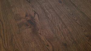 Drevená podlaha BLACK RUSTIC